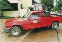 Pick-Up Peugeot 504 (2005)