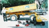 Mini Tractor p/ Cortar Césped (2005) - Acoplado con Levante Hidraulico (2005) - Motoguadaña (2005)
