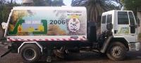 Camión Ford Cargo 1317 con Barredora/Aspiradora (2006)