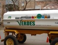 Acoplado Tanque de Agua (2009)