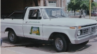 Pick-Up Ford F100 mod. 92 (2008)
